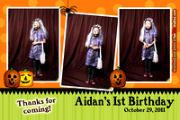 Aidan's Photo BOOth!