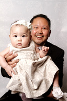 Natalie's Baptism Photo Booth