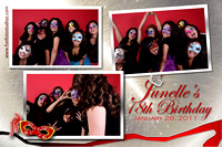 Junelle - Photobooth Prints
