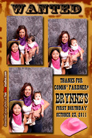Brynne's 1st Birthday